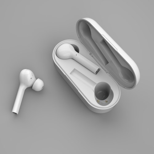 CVC 6.0 Noise Cancellation Works with LG Connect 4G MS840 Bluetooth Headset in-Ear Running Earbuds IPX4 Waterproof with Mic Stereo Earphones Samsung,Google Pixel,LG Apple
