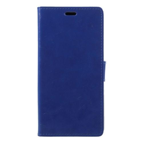 609598d4ba5 Sinine kunstnahast / termo polüuretaanist (tpu) rahakott ümbris ...
