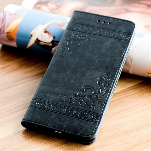 14a5ccb0a76 Product image · P10 Lite - must pu nahk / tpu rahakott / koos hoidjaga  ümbris. 11.56€. Lisa ostukorvi
