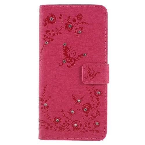 1a40163d7db Product image · P20 Pro - rose pu nahk / tpu rahakott / koos hoidjaga ümbris.  8.97€. Lisa ostukorvi